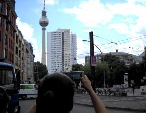 Filmen in Berlin
